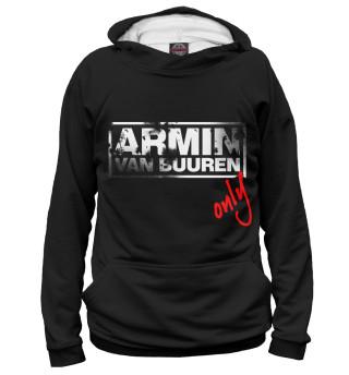 Худи женское Armin Van Buuren (5991)