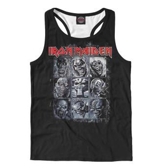 Майка борцовка мужская Iron Maiden (7516)