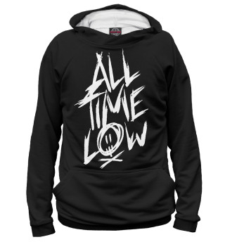 Худи женское All Time Low (3668)