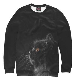 Одежда с принтом кот (630895)