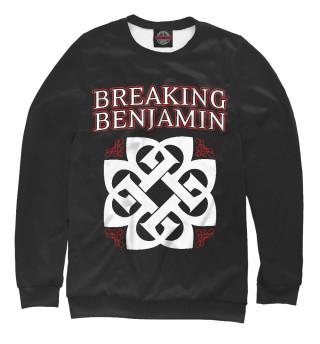Одежда с принтом Breaking Benjamin (832447)