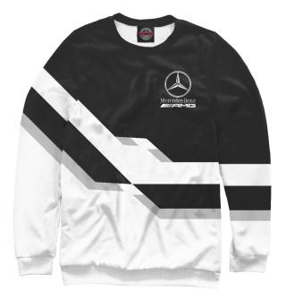 Одежда с принтом Mersedes-Benz AMG