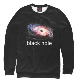 Одежда с принтом Черная дыра (132286)
