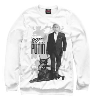 Одежда с принтом Президент Путин