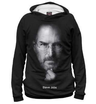 Худи женское Стив Джобс (7503)