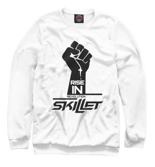 Одежда с принтом Skillet (739322)