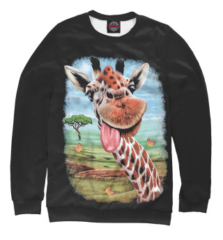 Одежда с принтом Жираф (564960)