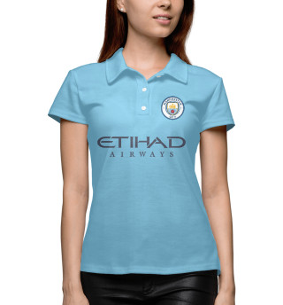 Поло женское Манчестер Сити