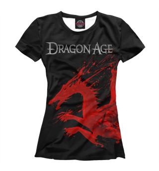 Футболка женская Dragon Age (3517)