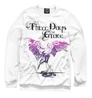 Одежда с принтом Three Days Grace (144721)