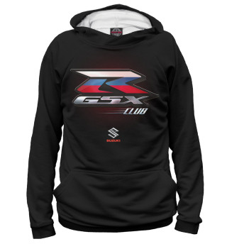 Худи мужское Suzuki GSX-R