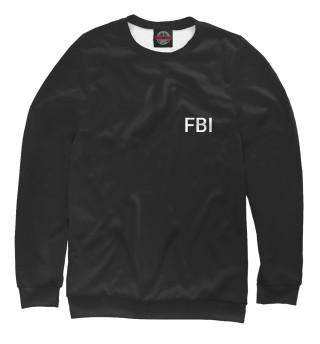 Одежда с принтом FBI (334336)