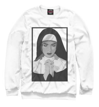 Одежда с принтом Монашка (204511)