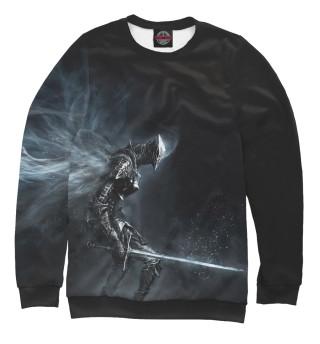 Одежда с принтом Dark souls 3