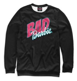 Одежда с принтом Bad Barbie