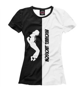 Футболка женская Michael Jackson (8203)