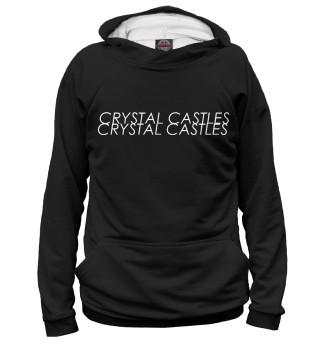 Худи женское Crystal Castles Logo
