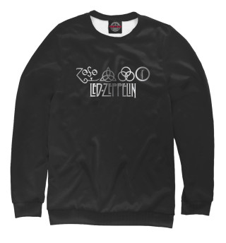 Одежда с принтом Led Zeppelin (525691)