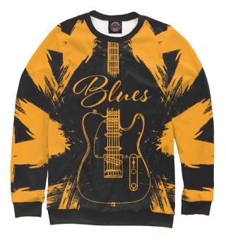 Одежда с принтом Bluesman