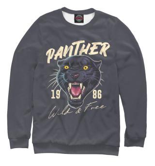 Одежда с принтом Пантера (669178)