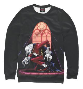 Одежда с принтом Дракула (181724)