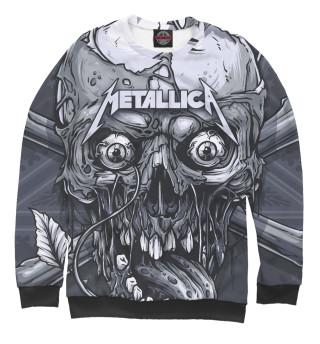 Одежда с принтом Metallica (125106)