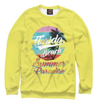 Одежда с принтом Пляж (824206)