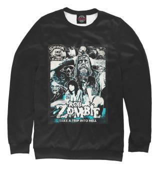Одежда с принтом Rob Zombie (308328)