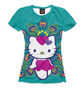 Футболка женская Hello Kitty (9430)