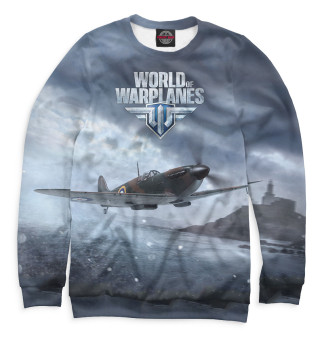 Одежда с принтом World of Warplanes (866399)