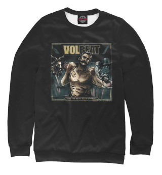 Одежда с принтом Volbeat (360266)