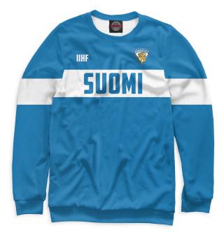 Одежда с принтом Сборная Финляндии (882023)