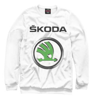 Одежда с принтом Skoda