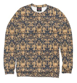 Одежда с принтом Versace узоры
