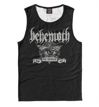 Майка мужская Behemoth (5293)