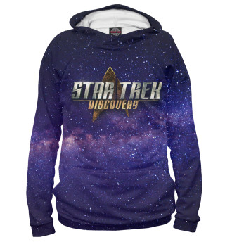 Худи женское Star Trek: Discovery (8372)