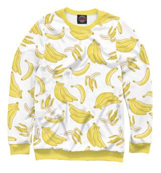Одежда с принтом Бананы