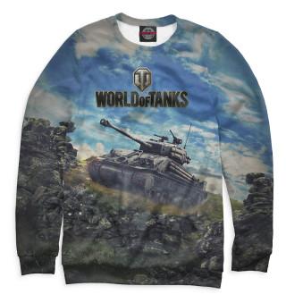 Одежда с принтом World of Tanks (975587)