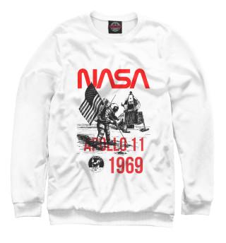 Одежда с принтом Nasa Apollo 11, 1969