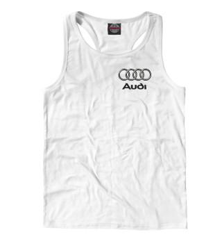 Майка борцовка мужская Audi (9739)