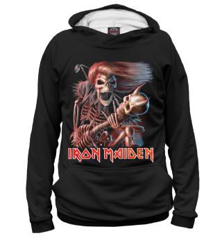 Худи женское Iron Maiden (414)