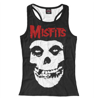 Майка борцовка женская The Misfits (5595)