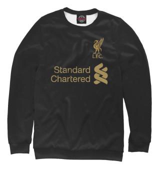 Одежда с принтом Liverpool gold