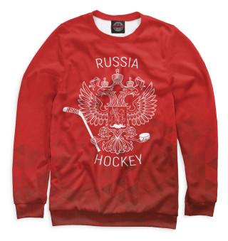 Свитшот  женский Чемпионат мира по хоккею 2019 (9093)