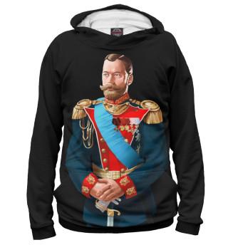 Худи женское Николай II