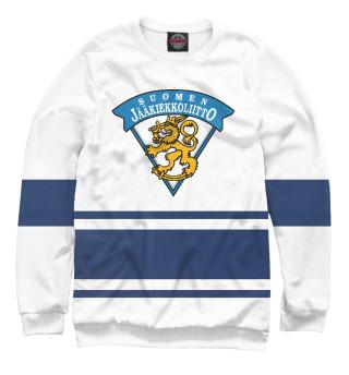 Одежда с принтом Сборная Финляндии (650829)