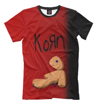 Футболка мужская Korn (9672)