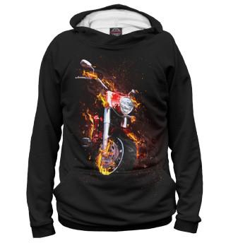 Худи женское My bike