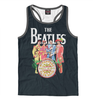 Майка борцовка мужская The Beatles (8717)