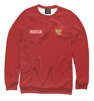 Одежда с принтом Russia (734418)